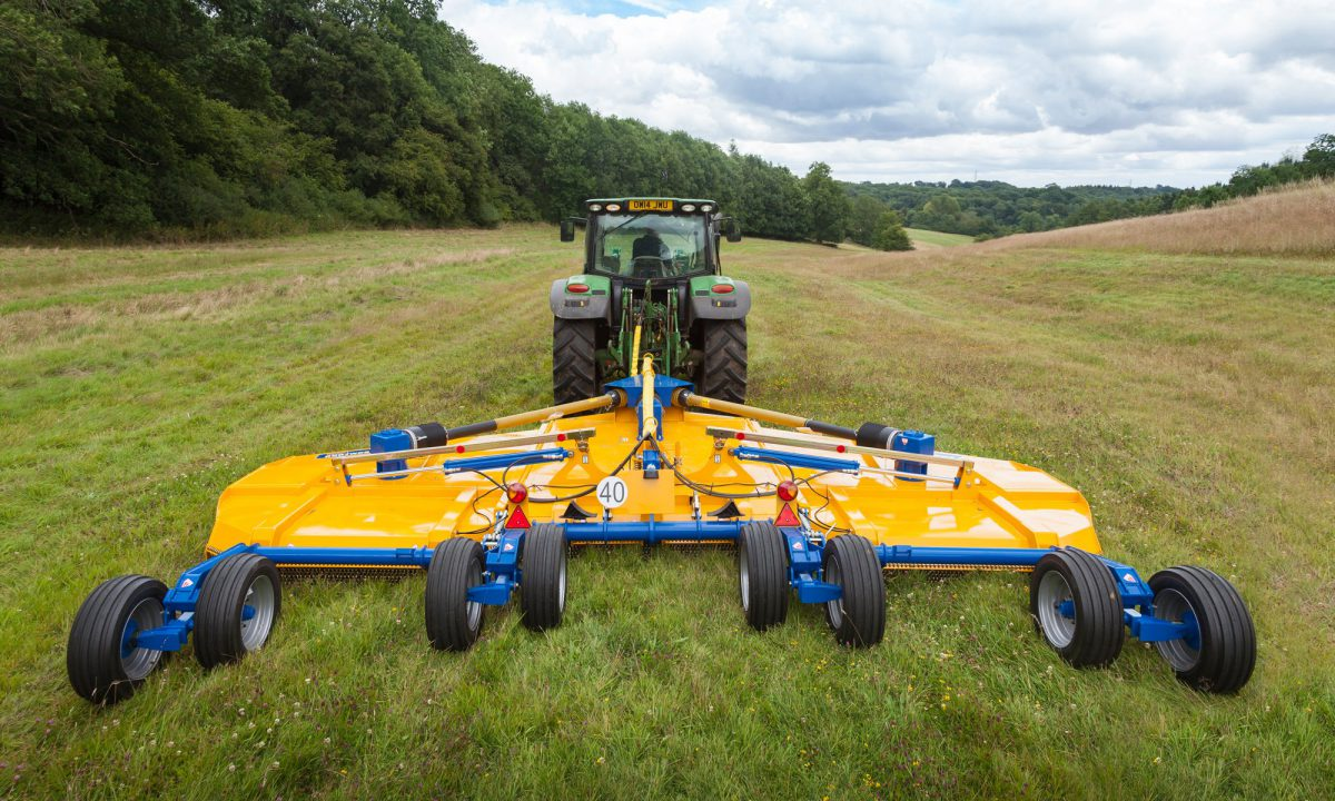 Flail Mowers & Toppers