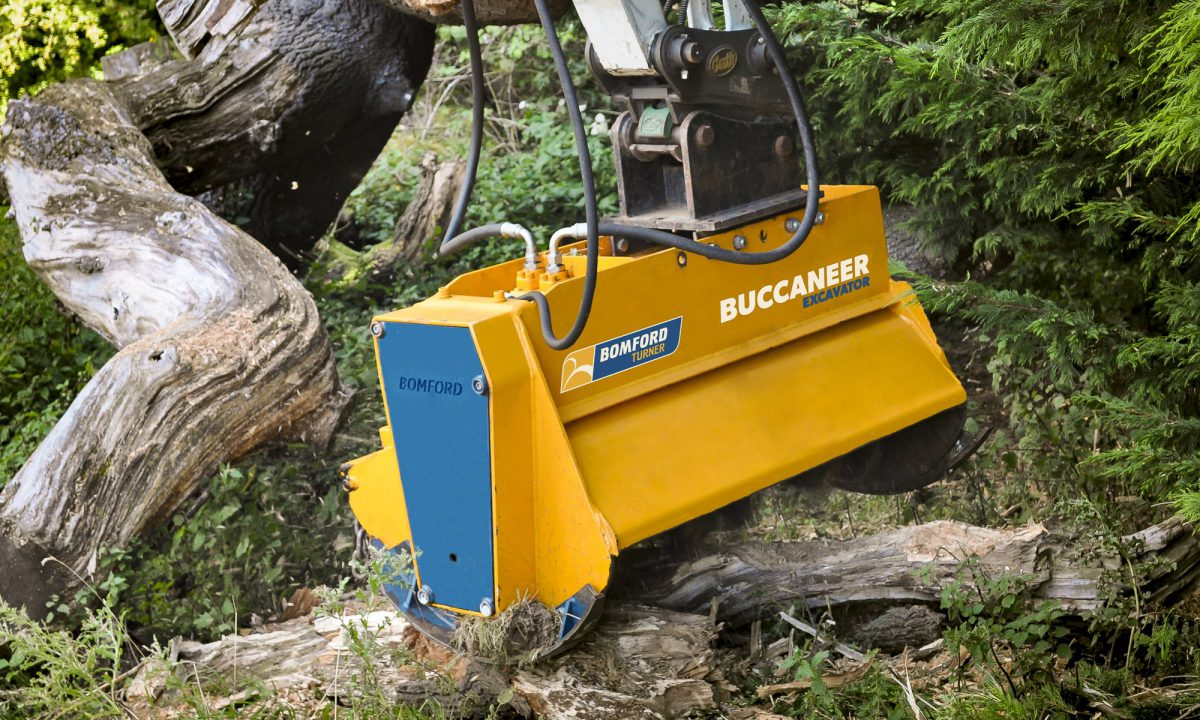 Heavy duty forestry machinery at affordable prices.